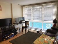 Fantastic Location 2 Bedroom 1st Floor Flat In Canary Wharf, E14, 2 Minute Walk to South Quay