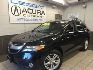 2014 Acura RDX PREMIUM   ROOFRACK   BOUGHTHERE   1OWNER   ONLY58
