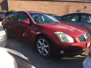 2006 Nissan Maxima Panorama Roof  Alloys All Power Opts