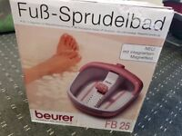 Bearer FB25 foot spa