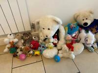 25 loving stuffed toys