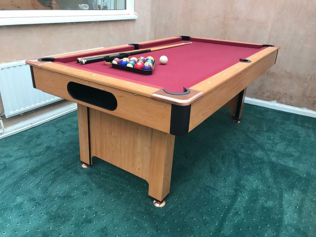 Minnesota FATS Pool Table In Benfleet Essex Gumtree - Fats pool table