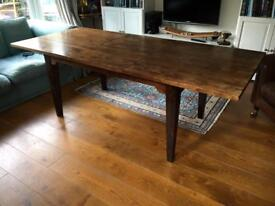 Laura Ashley Garrat Chestnut Extending Dining Table