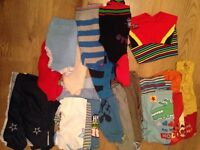 Baby boys clothes bundle 18-24 months