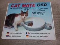 Cate Mate C50 - Automatic Pet Feeder