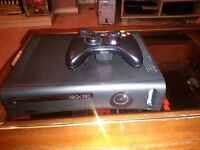 Xbox 360 120gig 31 games 1 controller £70 or swap for wii u