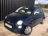 fiat 500 1.2 pop start stop 2010 i months warranty finance available