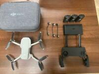 DJI Mavic Mini drone - fly more combo