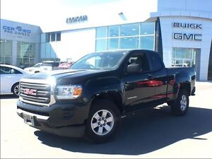 2015 GMC Canyon SL 6spd accident free