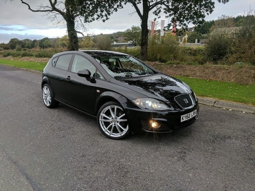 2012 Seat Leon 1.6 TDI COPA CR ***FINANCE THIS CAR FROM £36 PER WEEK***