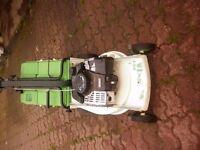 Etesia PST Self Propelled Petrol Mower