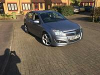 VAUXHALL ASTRA SRI 1.9CDTI 150BHP with Exterior Pack