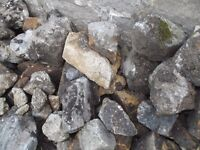 over a tonne of granite