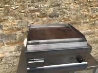 600mm lincat silverlink electric griddle