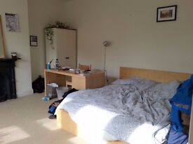 Huge double room in friendly houseshare close to Gloucester Road
