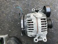 05 BMW 1 SERIES 1.6 PETROL ALTERNATOR WORKING AND TESTED