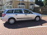 2007 57 Vauxhall Astra 1.3 CDTi Estate 6 Speed Manual Gearbox Silver 1 Previous Owner Drives Great