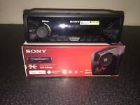Sony DSX-A400BT Car Stereo
