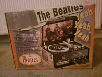 The Beatles pick-up CD-player/radio