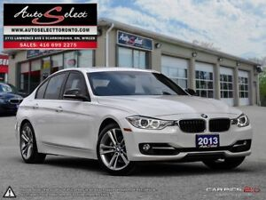 2013 BMW 328i xDrive AWD ONLY 89K! **TECHNOLOGY PKG** SPORT PKG