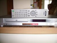 Aiwa cd/ dvd player XD-AX10 in excellent working order