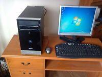Intel Pentium 4 Computer System WINDOWS 7