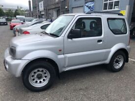 *3 MTH WARRANTY* 2003 SUZUKI JIMNY 4X4, FULL YEAR MOT, NEW CLUTCH FITTED AND FULLY SERVICED