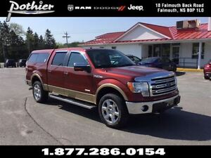 2014 Ford F-150 Lariat | LEATHER | LOADED | REAR CAMERA |