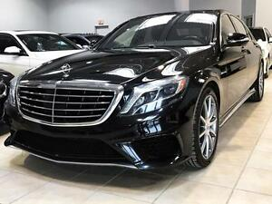 2014 Mercedes-Benz S63 AMG 4Matic BURMESTER | DRIVE-ASSIST |...