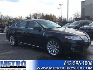 2010 Lincoln MKS GTDI-RARE-FULLY LOADED