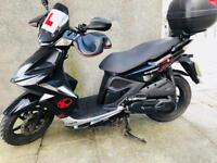 KYMCO SUPER8 125cc 2013 DELIVERY SCOOTER MOPED NOT HONDA PCX SH PS