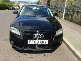 Audi a3 1.9 tdie £20 year road tax