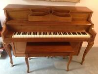 For Sale - Willis & Co Upright Piano