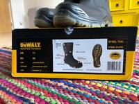 DeWALT Rigger Boots, Brand New, Unworn.