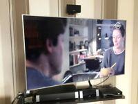 """SAMSUNG UE55F8500 55"""" full HDTV"""
