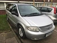 Chrysler Grand Voyager 7 SEAT AUTO LEATHER MOT TAX