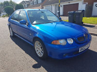 MG ZS 2003 03 PLATE **LOW MILEAGE 77K** 12 MONTHS MOT**