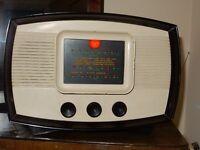 Murphy A192 Vintage Valve Radio with Bluetooth