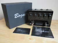 Bogner Uberschall Overdrive Distortion Guitar Preamp Pedal