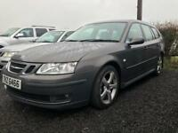 2006 Saab 9-3 Vector Sport 1.9 Diesel Estate / Two Tone Leather / Sat Nav / Part Exchange Available