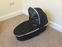 Babystyle Oyster Max / Oyster 2 Carrycot - Black