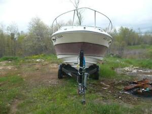 21 foot cabin crusier $2000.00
