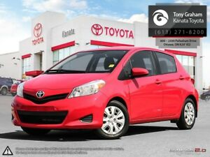 2014 Toyota Yaris LE LE+AC+Cruise+Pwr Group
