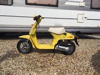 Honda melody moped 50cc scooter motorbike