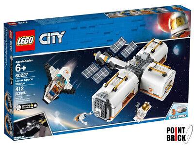 LEGO 60227 CITY SPACE Stazione spaziale lunare