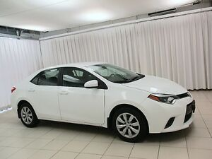 2015 Toyota Corolla EXPERIENCE IT FOR YOURSELF!! LE SEDAN w/ BLU