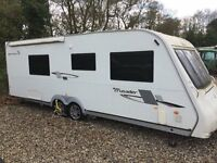 Elddis Crusader Super Sirocco 2010 Touring Caravan FOR SALE