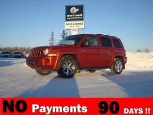 2010 Jeep Patriot Sport/North 4x4 *Only $52 Weekly*