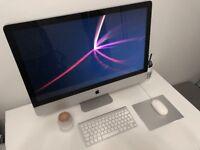 Apple iMac (27-inch, Mid 2011) | 4GB | 1TB HDD | 3.4 GHz Intel Core i7