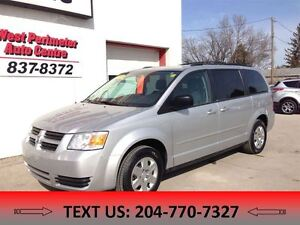 2010 Dodge Grand Caravan SE Sto & Go**Low kms.** Safetied